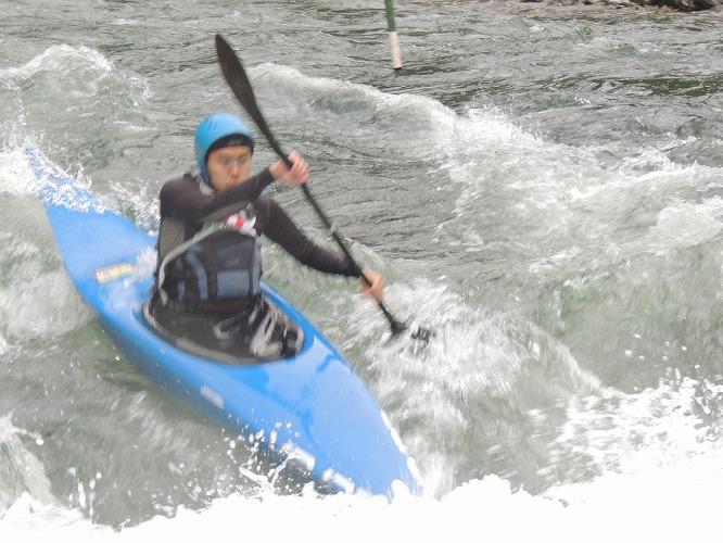 小林さんも選手として、競技に参加しました。