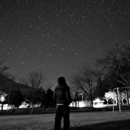 掴んで食べられる、飴玉のような星が輝く夜空!?北山村の、透き通った冬の星空。